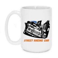Кружка 420ml Street Racing Car