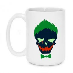 Кружка 420ml Suicide Squad Joker - FatLine