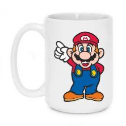 Кружка 420ml Супер Марио - FatLine