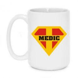 Кружка 420ml Super Medic
