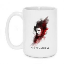 Кружка 420ml Supernatural Dean