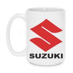 Кружка 420ml Suzuki - FatLine