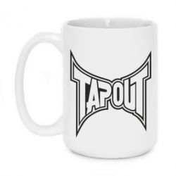 Кружка 420ml Tapout - FatLine