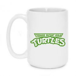 Кружка 420ml Teenage mutant ninja turtles - FatLine