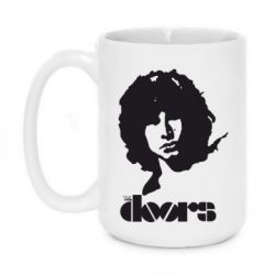 Кружка 420ml The Doors