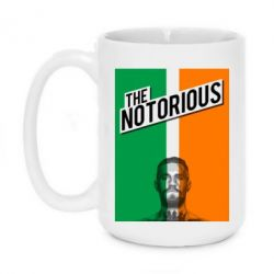 Кружка 420ml The Notorious Conor