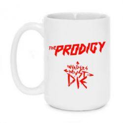 Кружка 420ml The Prodigy Invanders Must Die - FatLine