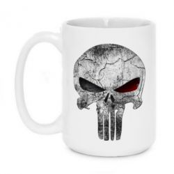 Кружка 420ml The Punisher Logo - FatLine