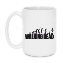 Кружка 420ml The Walking Dead Evolution - FatLine