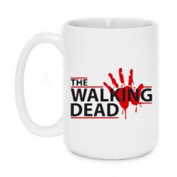 Кружка 420ml The Walking Dead logo