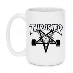 Кружка 420ml Thrasher Art - FatLine