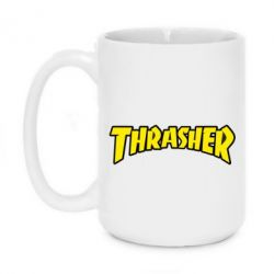 Кружка 420ml Thrasher - FatLine