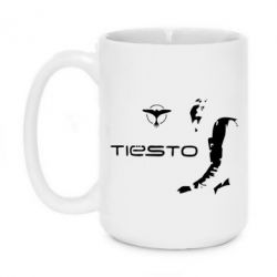 Кружка 420ml Tiesto - FatLine