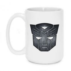 Кружка 420ml Transformers Logo - FatLine