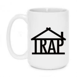 Кружка 420ml Trap House