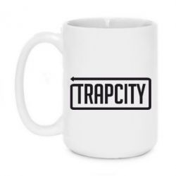 Кружка 420ml Trapcity - FatLine