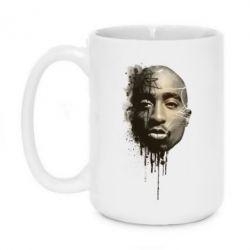 Кружка 420ml Tupac Shakur