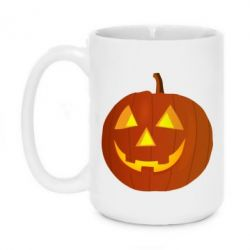 Кружка 420ml Тыква Halloween - FatLine