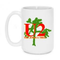 Кружка 420ml U2 The Joshua Tree