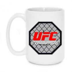 Кружка 420ml UFC Cage - FatLine