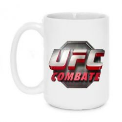 Кружка 420ml UFC Combate - FatLine