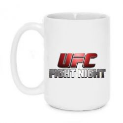 Кружка 420ml UFC Fight Night - FatLine