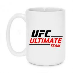 Кружка 420ml UFC Ultimate Team