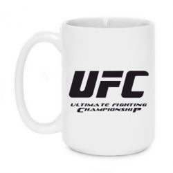 Кружка 420ml UFC - FatLine