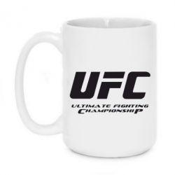 Кружка 420ml UFC