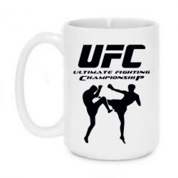 Кружка 420ml Ultimate Fighting Championship - FatLine