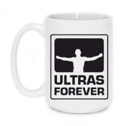 Кружка 420ml Ultras forever