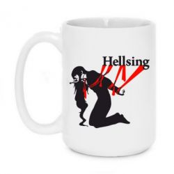 Кружка 420ml Van Hellsing - FatLine