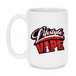 Кружка 420ml Vape Lifestyle - FatLine