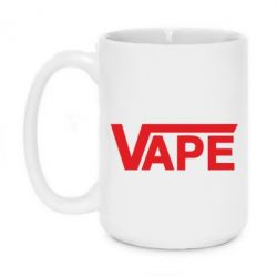 Кружка 420ml Vape Vans - FatLine