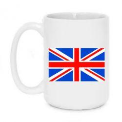 Кружка 420ml Великобритания - FatLine