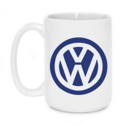Кружка 420ml Volkswagen - FatLine