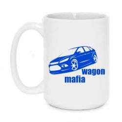 Кружка 420ml Wagon Mafia - FatLine