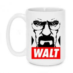 Кружка 420ml Walter White Obey - FatLine