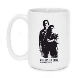 Кружка 420ml Winchester Bros - FatLine