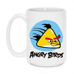 Кружка 420ml Wingman Angry Birds - FatLine