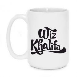 Кружка 420ml Wiz Khalifa