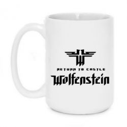 Кружка 420ml Wolfenstein - FatLine