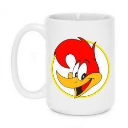 Кружка 420ml Woody Woodpecker