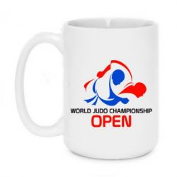 Кружка 420ml World Judo Championship Open - FatLine