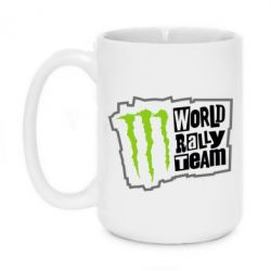 Кружка 420ml World Rally Team - FatLine