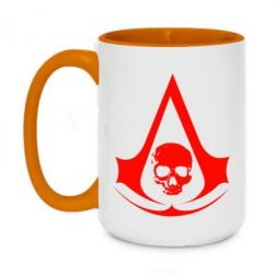Кружка двоколірна 420ml Assassin's Creed Misfit