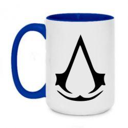 Кружка двухцветная 420ml Assassin's Creed