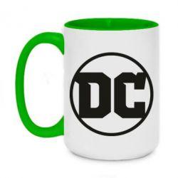 Кружка двоколірна 420ml DC Comics 2016