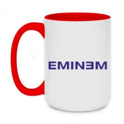 Кружка двухцветная 420ml Eminem - FatLine