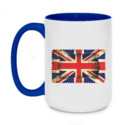Кружка двухцветная 420ml England